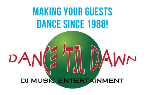 Wedding and reunion dj dance 39 til dawn dj music for Top dance songs 1988